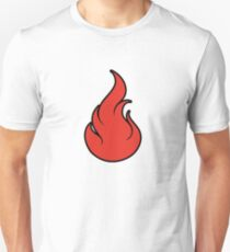 Pokemon Fire Type Unisex T-Shirt