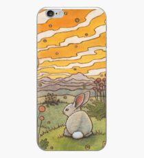Häschen-Sonnenuntergang iPhone-Hülle & Cover