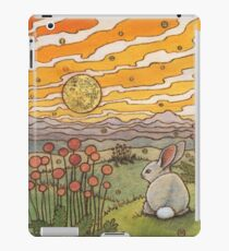 Bunny Sunset iPad Case/Skin