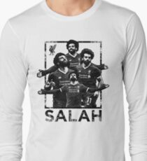 Mohamed Salah - Liverpool FC, Limited Edition! Long Sleeve T-Shirt