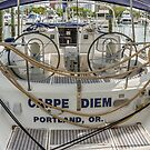 Ready to Set Sail and Seize the Day  by John  Kapusta