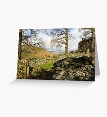 Martindale Farm Greeting Card