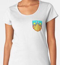 egypt symmetry Women's Premium T-Shirt