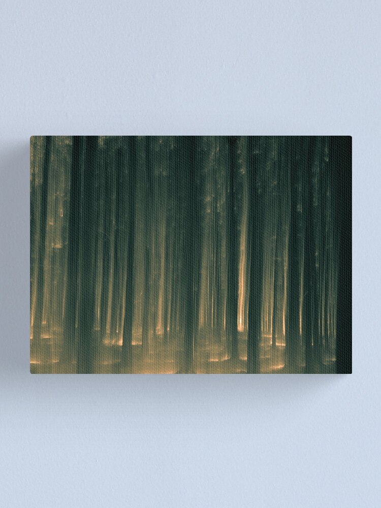 Alternate view of Lost Canvas Print