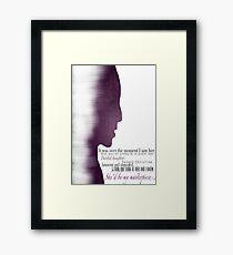 Drusilla Keeble Framed Print