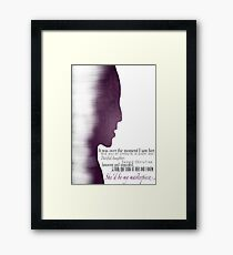 Drusilla Keeble Framed Print