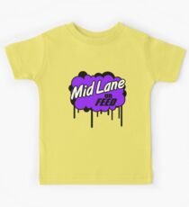 League of Legends: Mid Lane or Feed Kids Tee