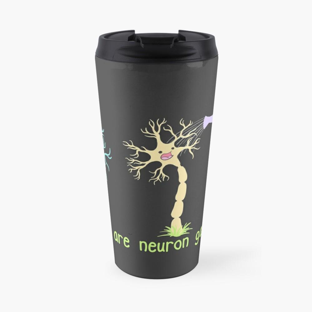 Teachers Are Neuron Gardeners Travel Mug