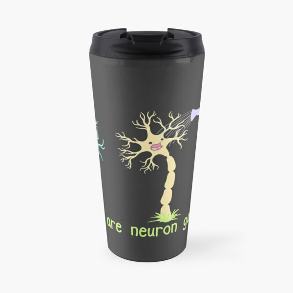 Teachers Are Neuron Gardeners Travel Mug