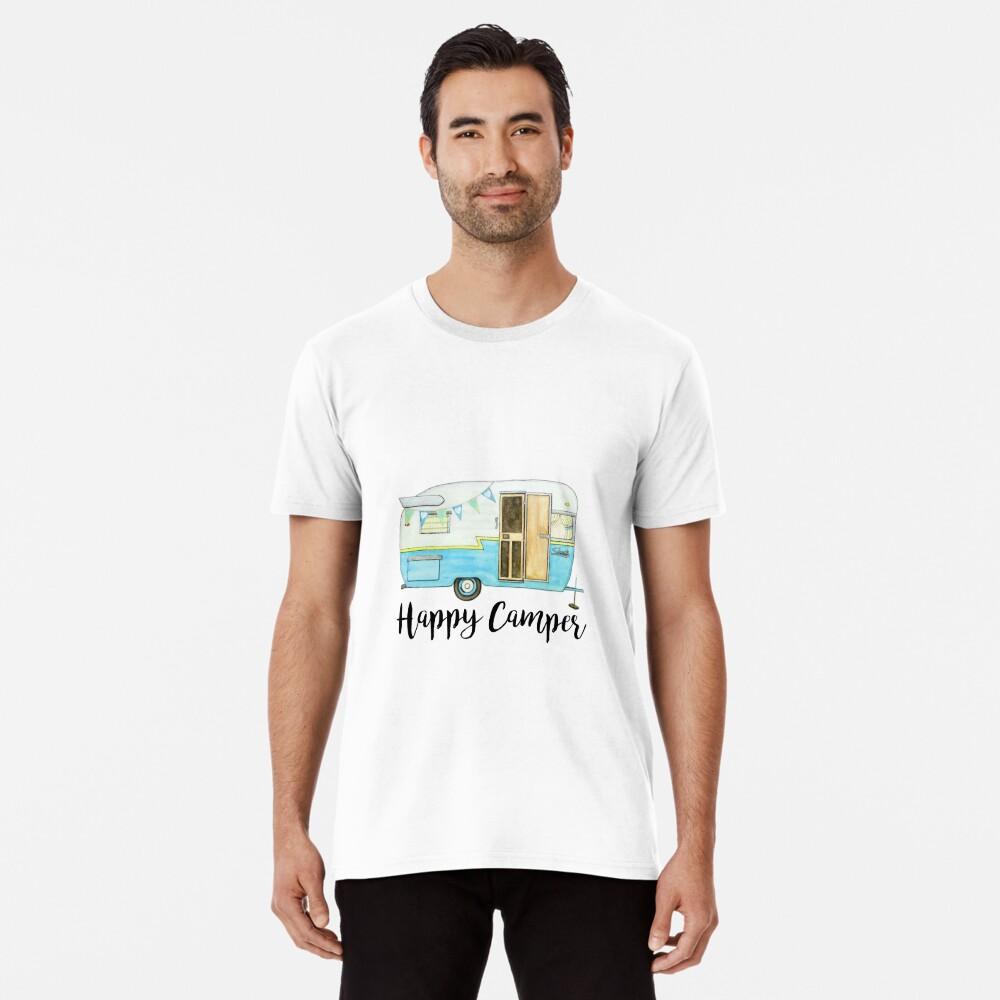 glücklicher Camper Premium T-Shirt