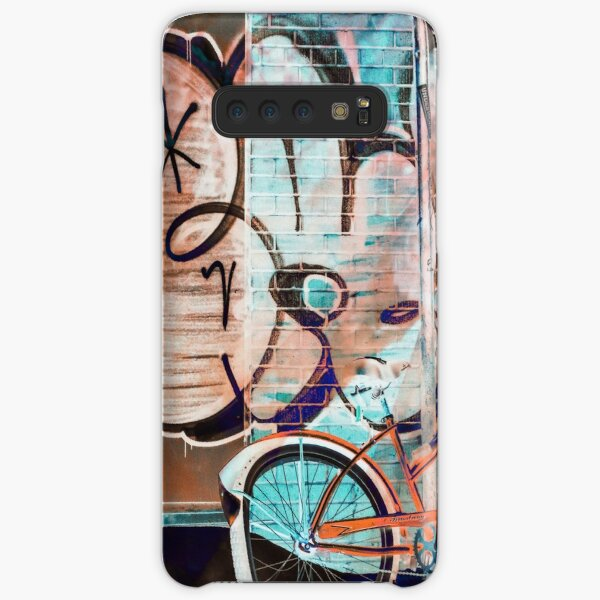 Winter Bike | Montréal Québec Canada Samsung Galaxy Snap Case