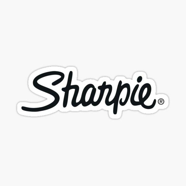 Sharpie Sticker