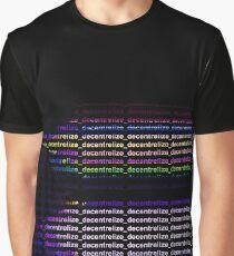 decentralize Graphic T-Shirt