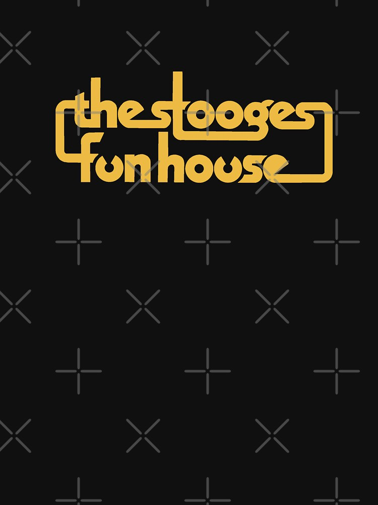 Stooges Fun House Shirt by RatRock