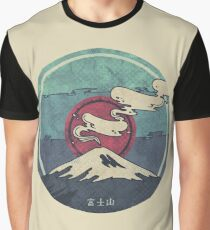 Fuji Graphic T-Shirt