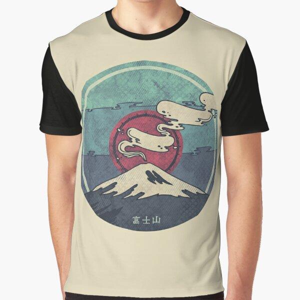 Fuji Graphic T-Shirt