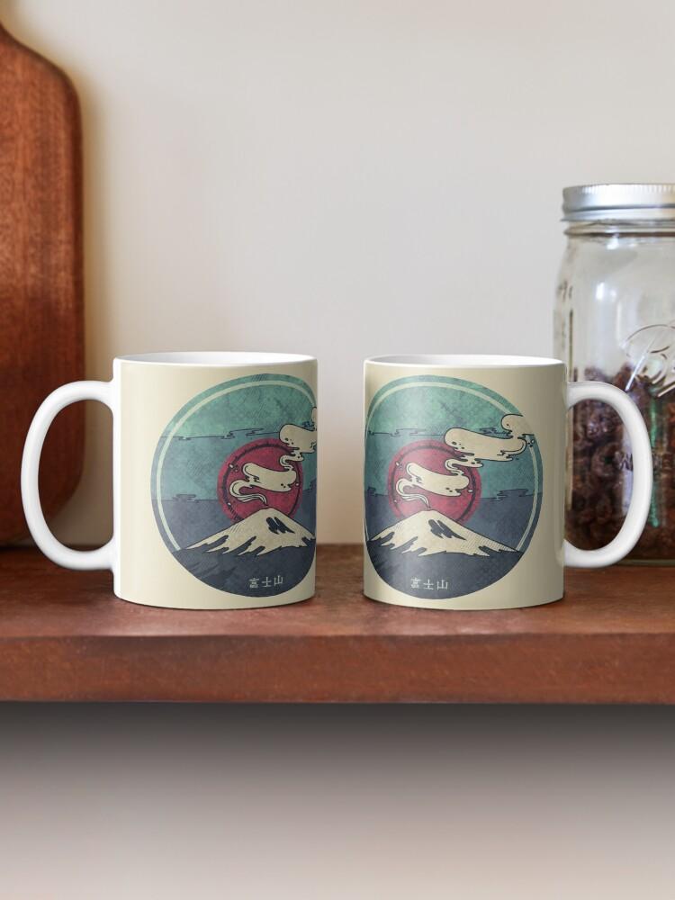 Alternate view of Fuji Mug