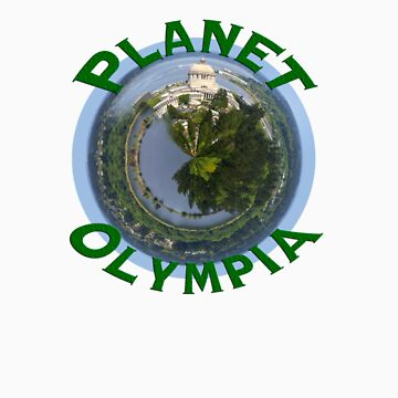Planet Olympia by earballvisions