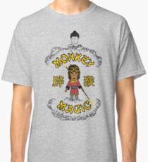Golden Monkey Magic Budda Classic T-Shirt