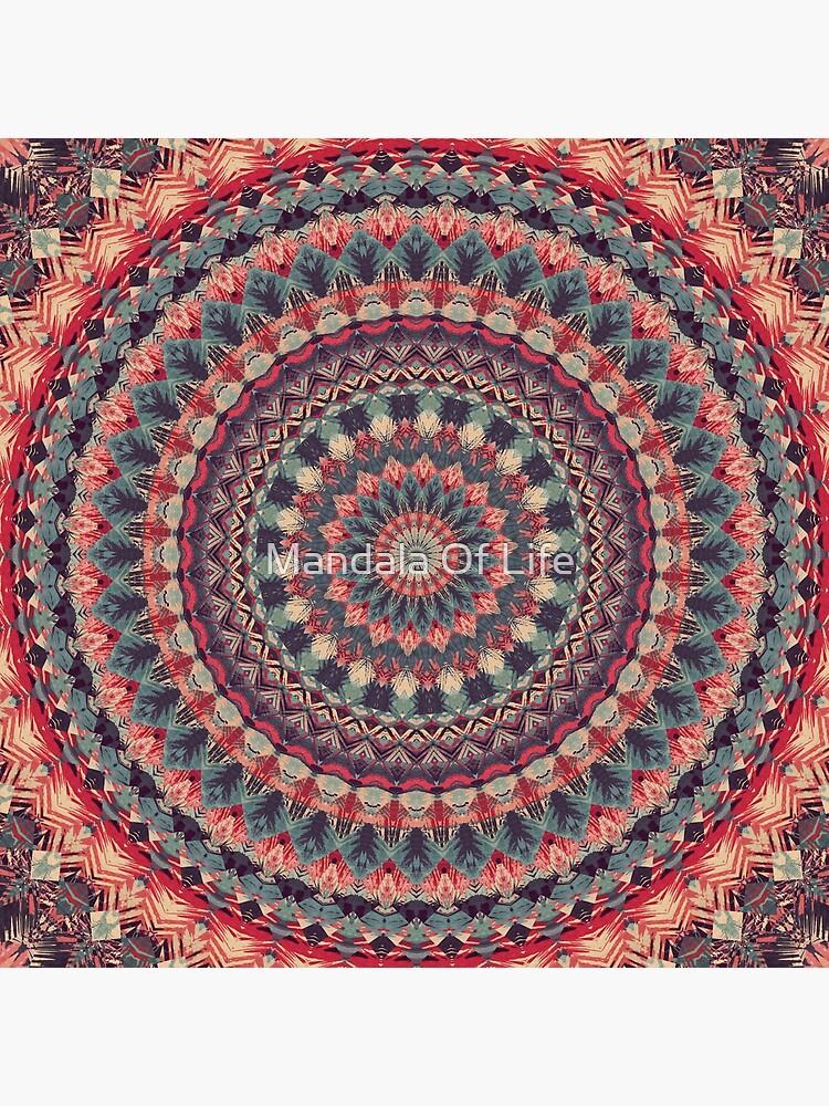 Mandala 126 by PatternsofLife