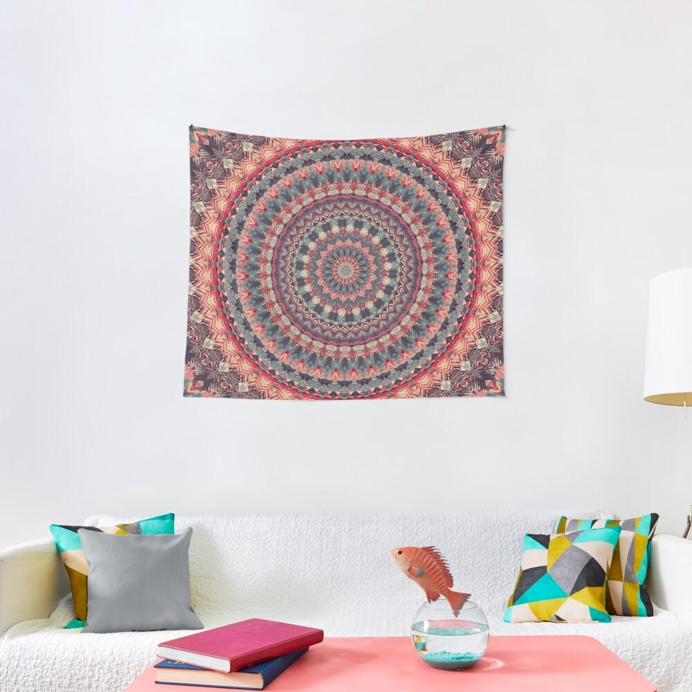 Mandala 126 Tapestry