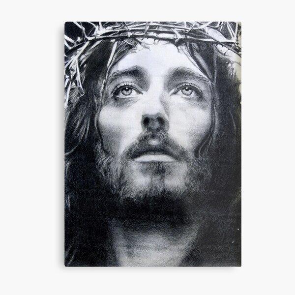 Jesus de Nazareth Metal Print