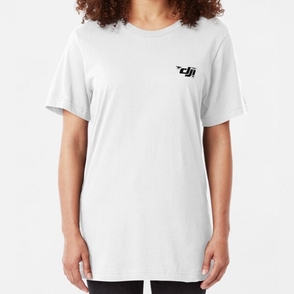 DJI Logo T-Shirt Slim Fit T-Shirt