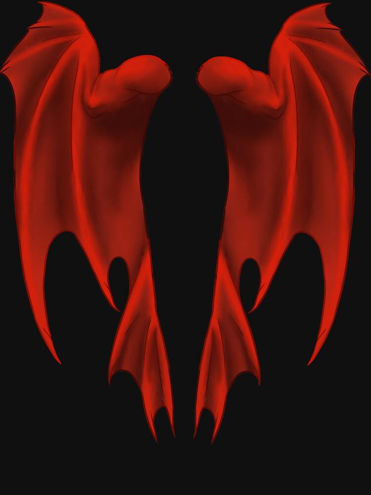 Dragon Wings by Draikinator