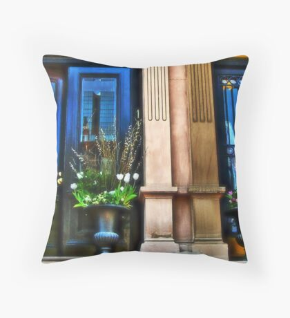 Welcome !!! Throw Pillow