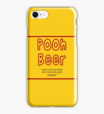 Pooh Beer iPhone Case/Skin