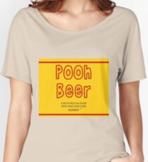 Pooh Beer Women's Relaxed Fit T-Shirt