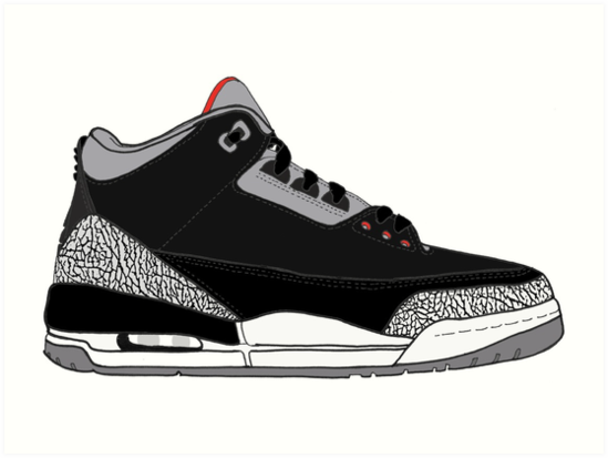 premium selection e8079 7b6f1 Air Jordan III (3)