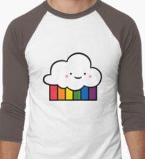 Nimbus (with QRM branding) Men's Baseball ¾ T-Shirt