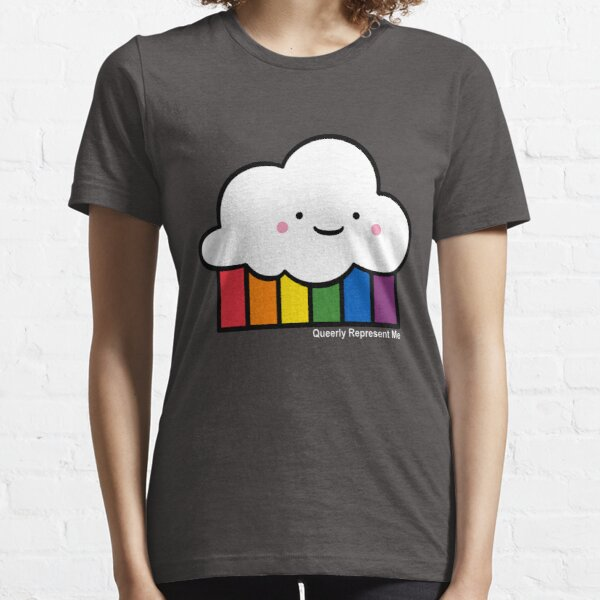 Nimbus (with QRM branding) Essential T-Shirt