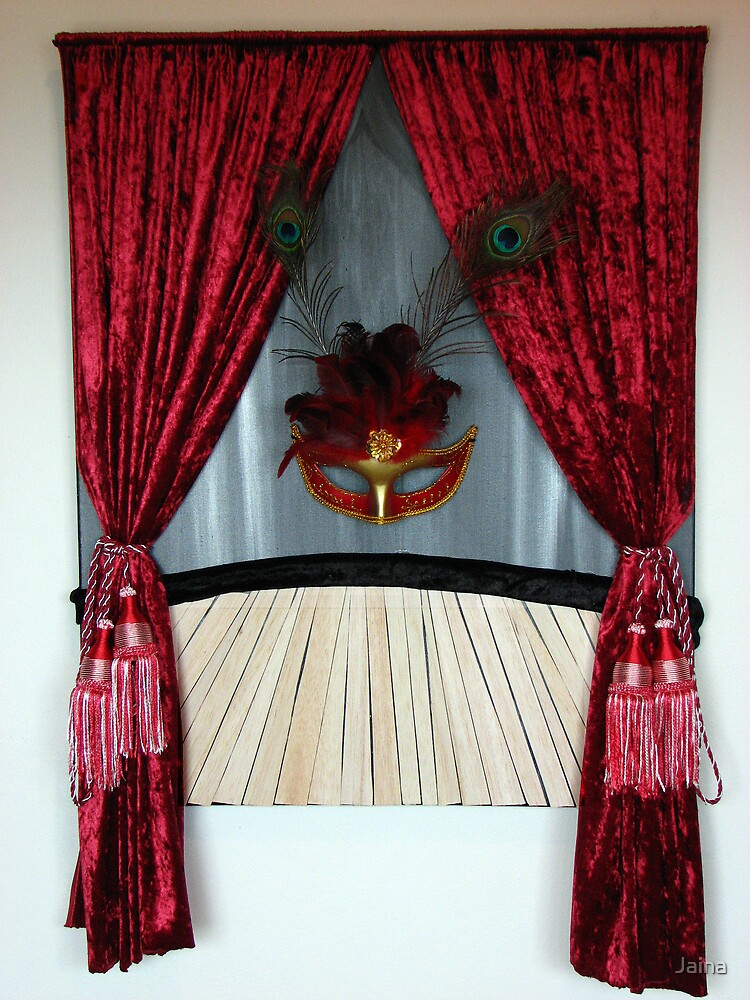 Masquerade by Jaina
