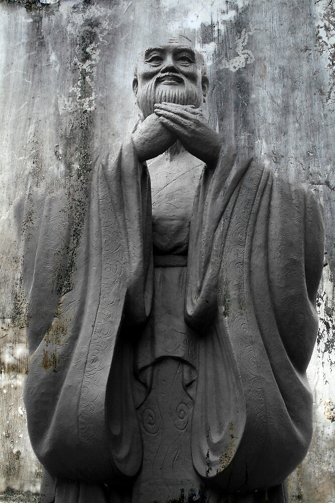 Confucius by Danny Edwards