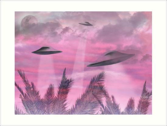 Alien-Alter von GALICA
