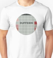 DUFFERIN Subway Station Unisex T-Shirt