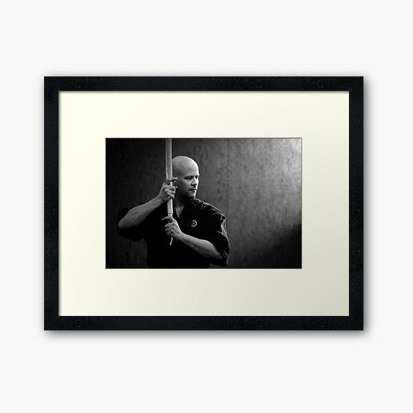 Hassou Framed Art Print