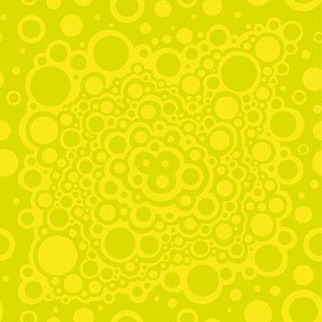 Circular Cluster Pattern by yobbo