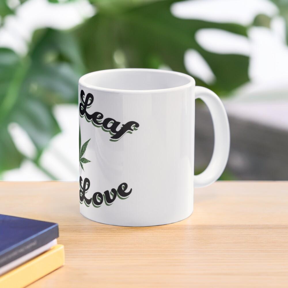 One Leaf One Love Mug