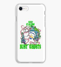 Busting Ghosts iPhone Case/Skin