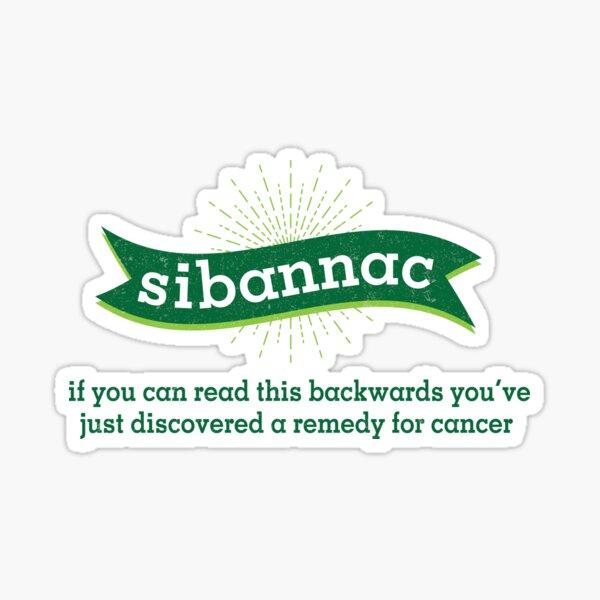 Cannabis Cure Sticker