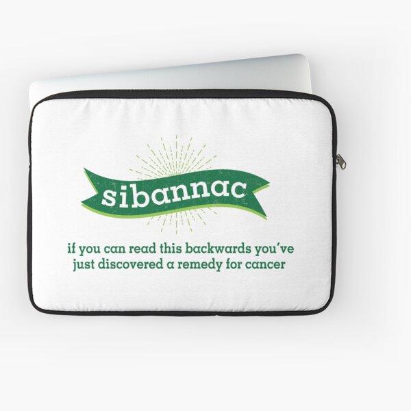 Cannabis Cure Laptop Sleeve