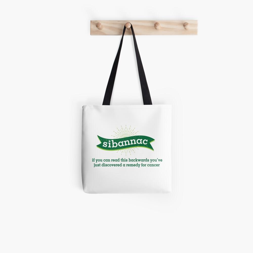 Cannabis Cure Tote Bag