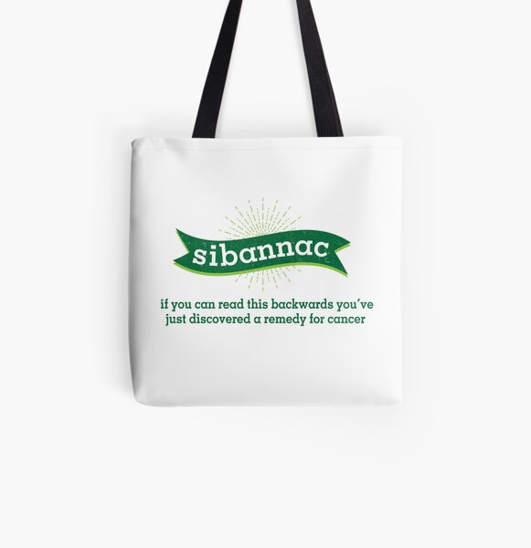 Cannabis Cure All Over Print Tote Bag