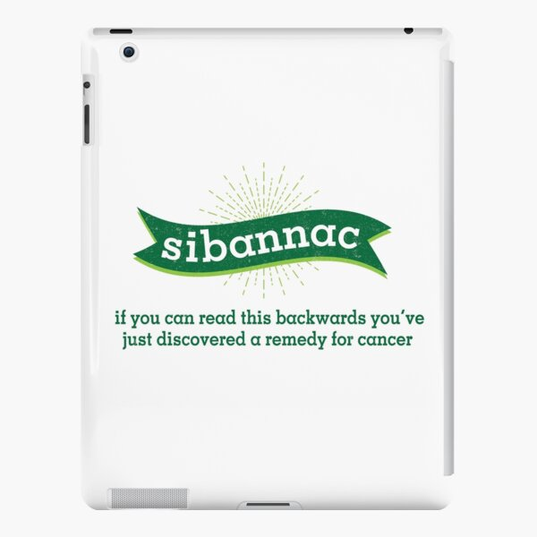 Cannabis Cure iPad Snap Case