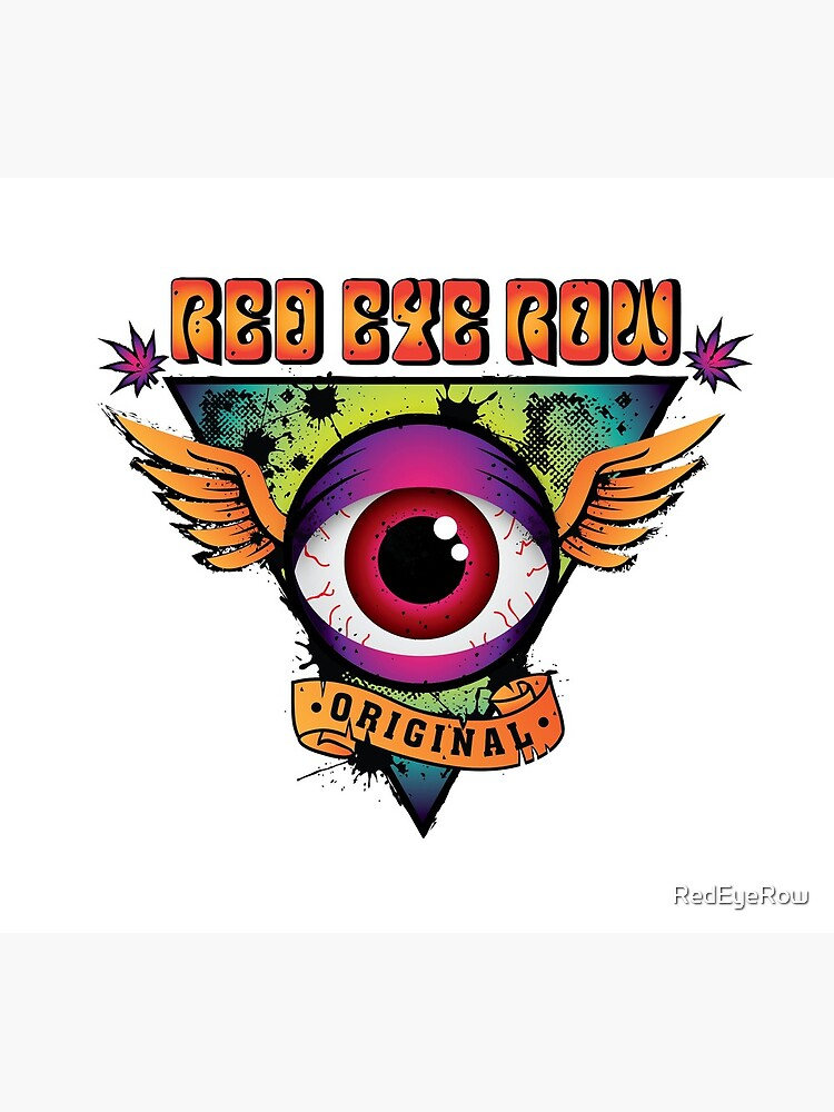 Red Eye Row by RedEyeRow
