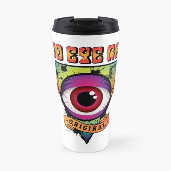 Red Eye Row Travel Mug