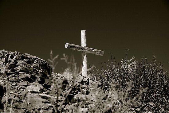 Old Rugged Cross by JBoyer